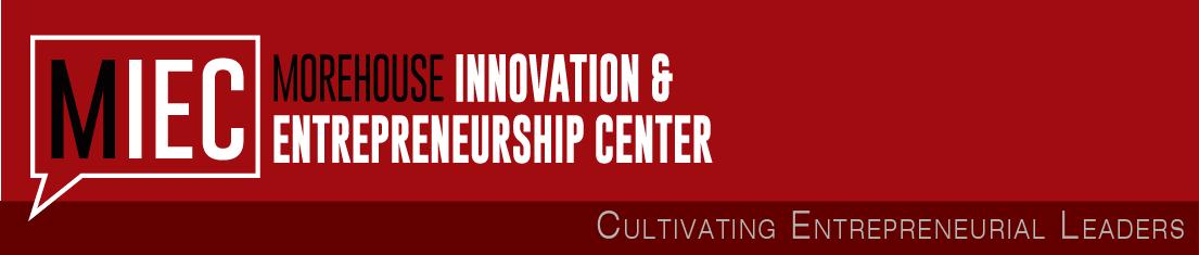 Morehouse college entrepreneurship center mcec for Innovation consulting atlanta
